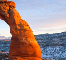 Arches National Park: Leaving from Grand Junction